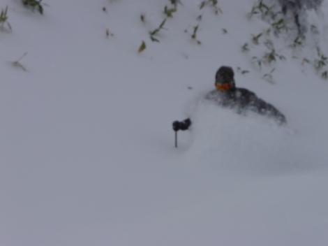 Skiing Shiga Kogen