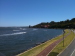Towards Old swan brewery, perth to cottlesloe cycle trail, australia