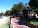 Maltida Bay Tearooms, Perth to Cottlesloe cycle trail