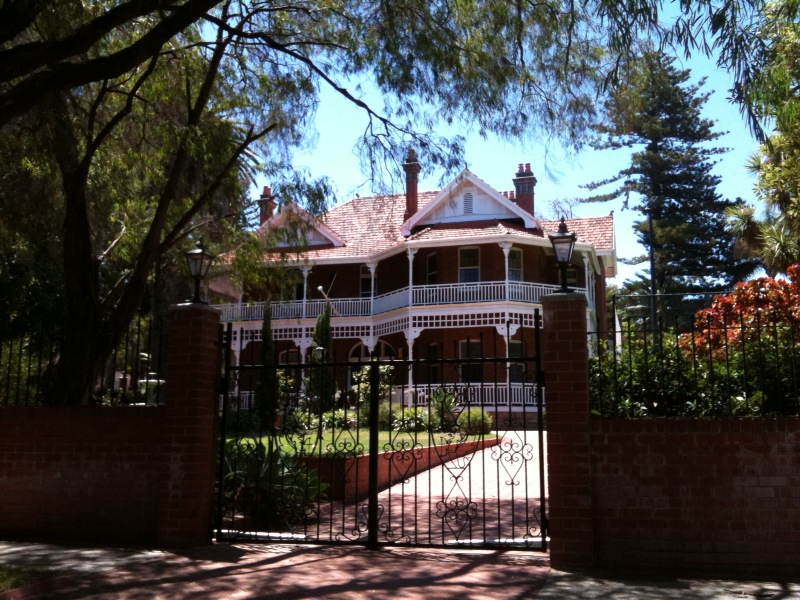 Peppermint grove, perth to cottleslore cycle trail