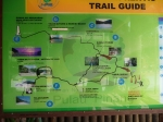Penang national park trail map