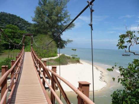 Pantai Kerachut - turtle beach