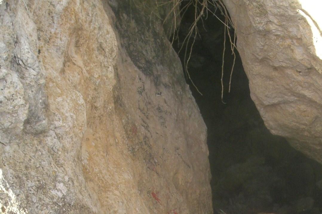 Calyspos Cave