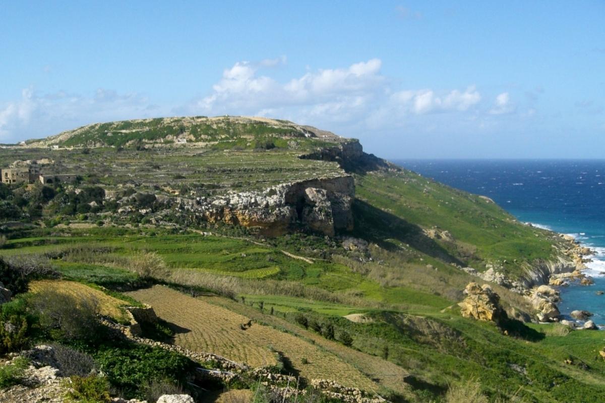 Terraces towards Masalforn