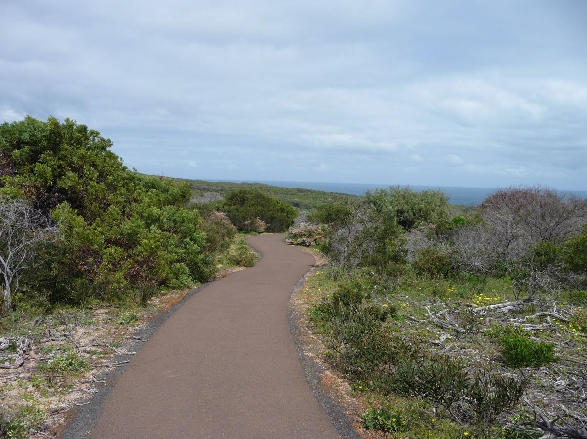 path cape to cape track
