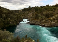 Aratiatia rapids in action