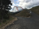 Motorway underpass enroute to Aratiatia